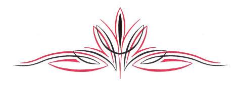 Tootall Pinstriping Tattoo Design